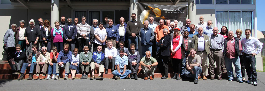 10th Symposium (2012) group photo