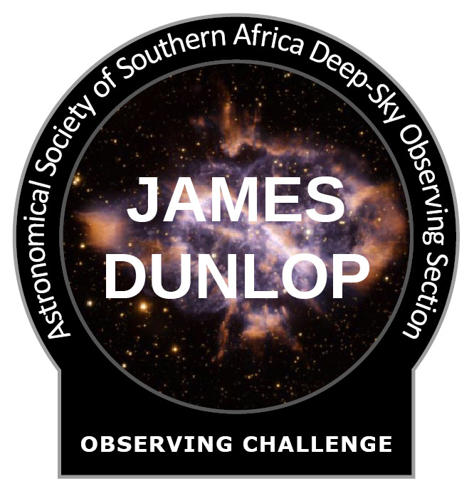 James Dunlop badge