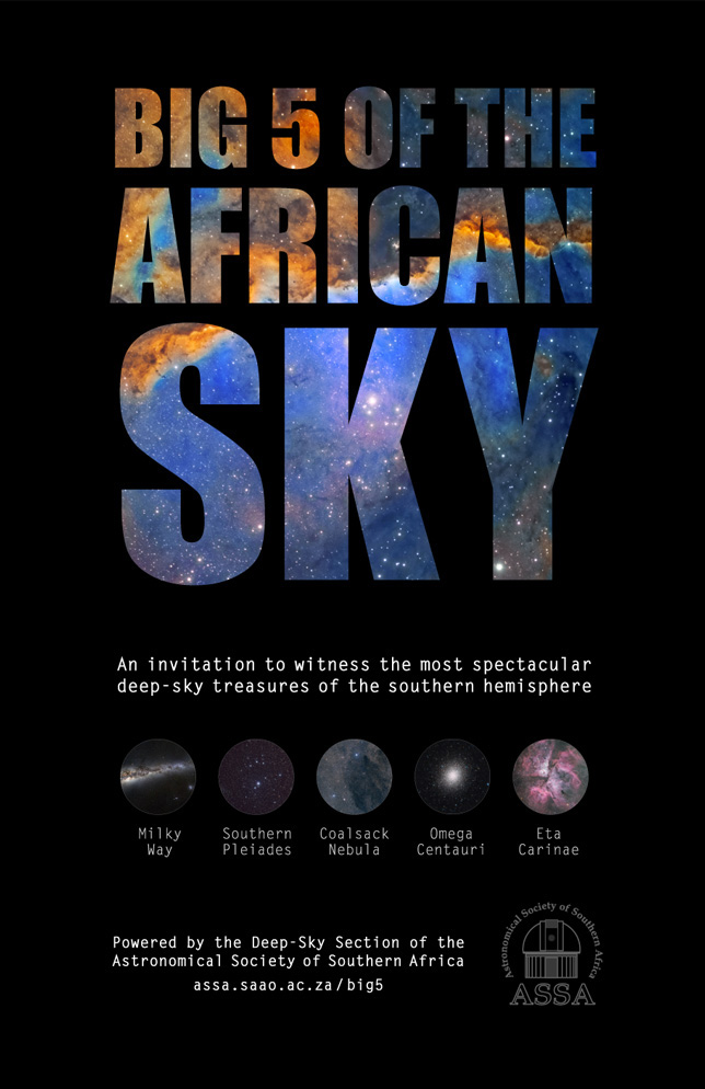 Big Five of the African Sky