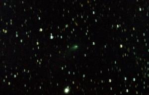 comet C2013 A1 Siding Spring - 12 Oct 2014
