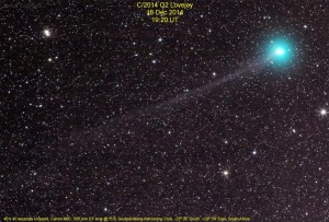 Lovejoy 18 Dec