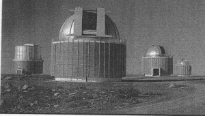 Sutherland Observatory. (Source: Smits [unpublished])