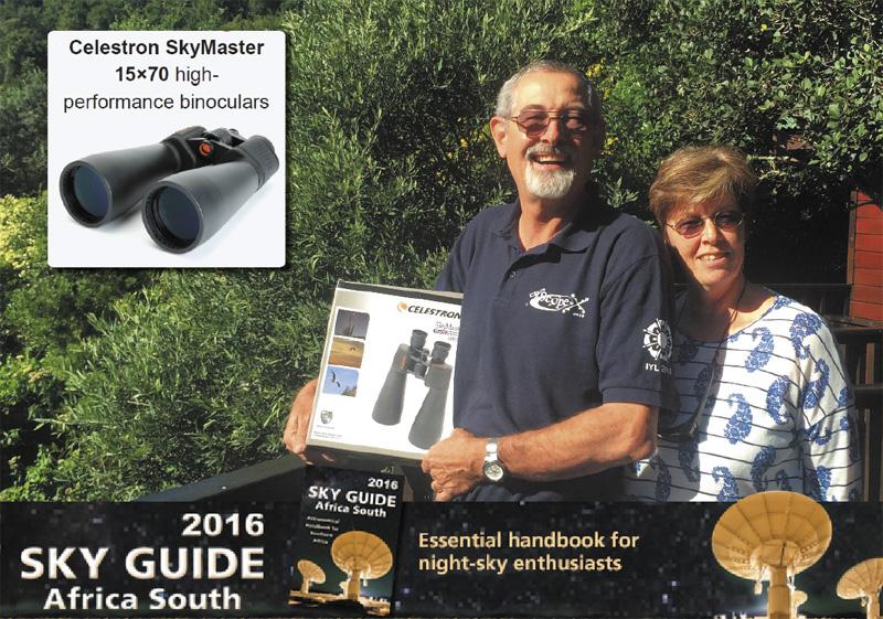 SkyGuide 2016 winner: Deon Begemann