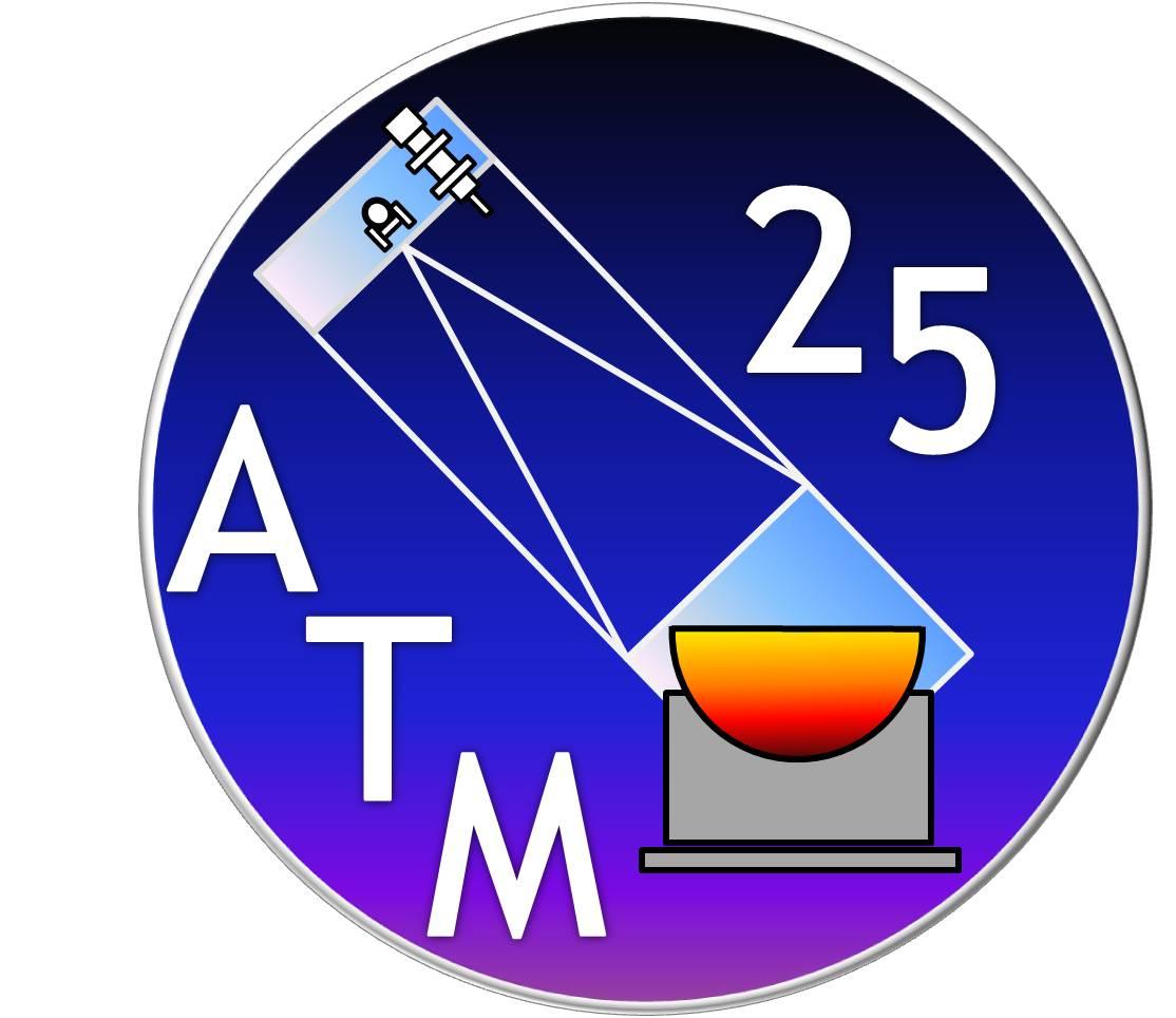 ATM 25 logo