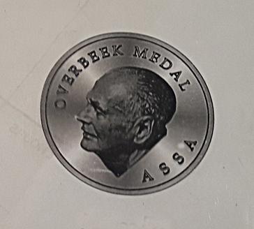 Overbeek Medal
