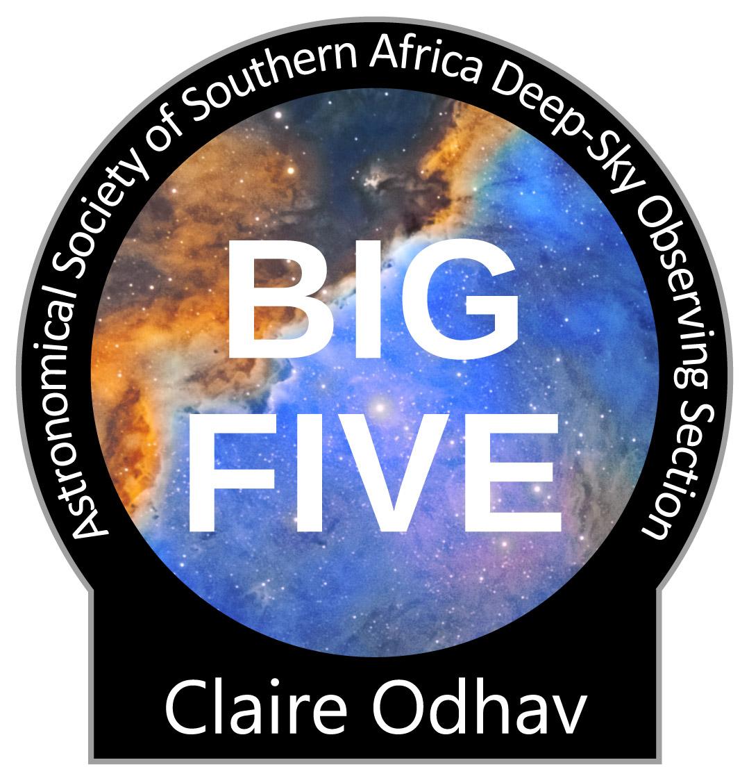 Claire Odhav