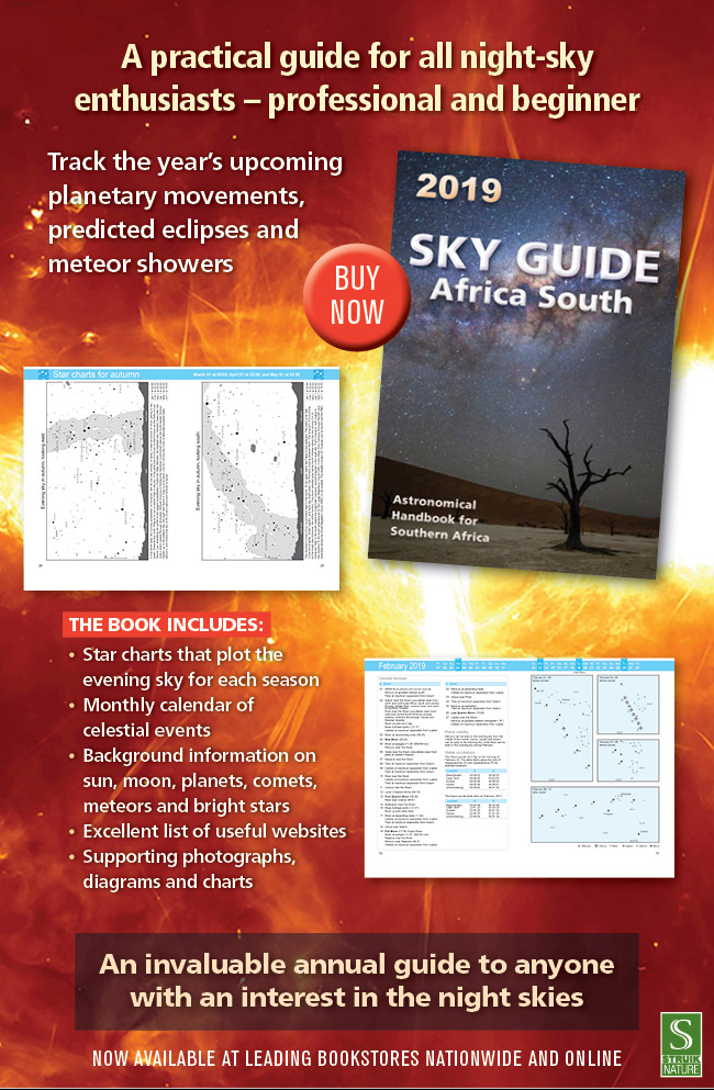 ASSA | Astronomical Society of Southern Africa