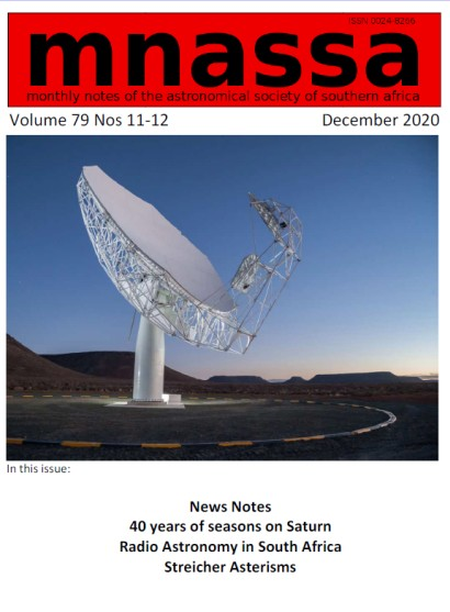 Download the current edition of MNASSA